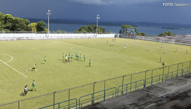 Estadio Julian Tesucun