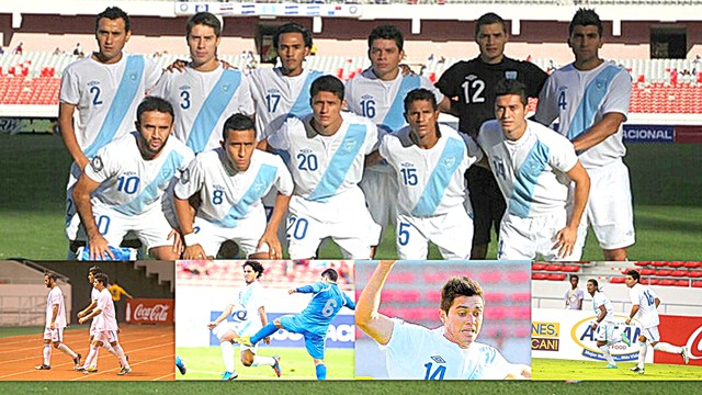 Peteneros en Seleccion