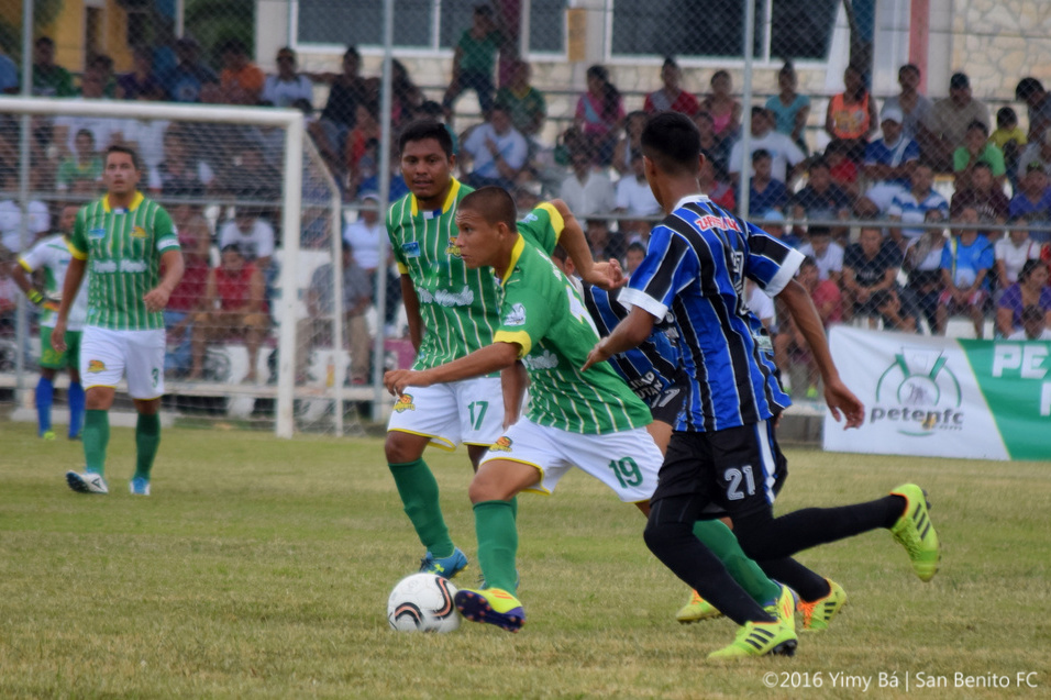 San Benito v Teculutan PETENsport (1)