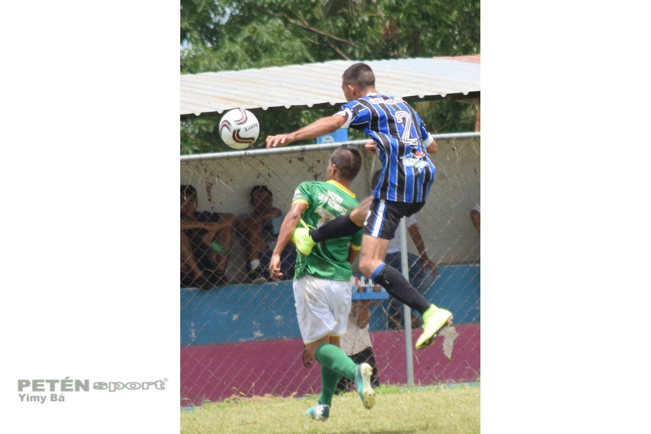 San Benito v Teculutan PETENsport (2)