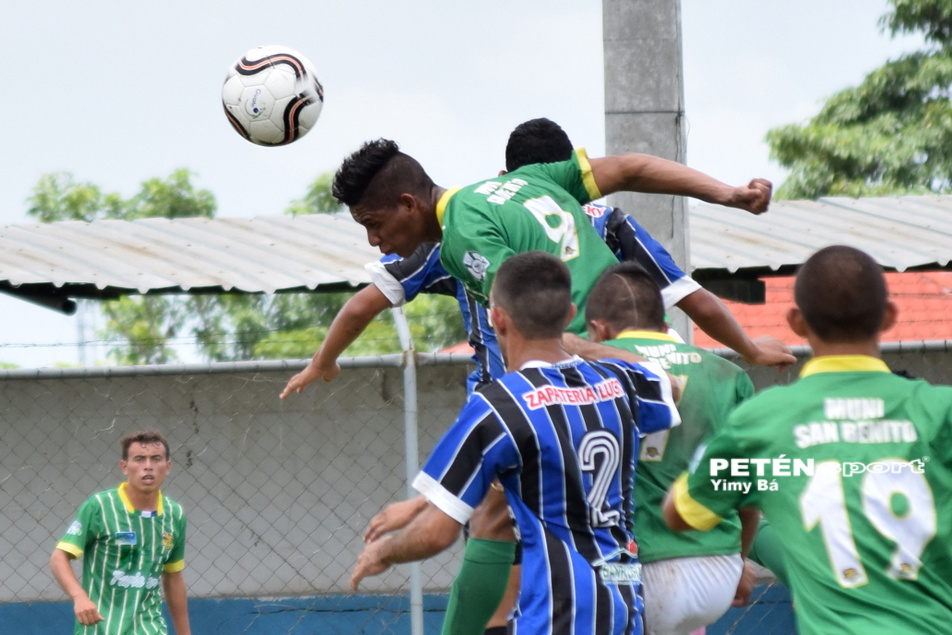 San Benito v Teculutan PETENsport (5)